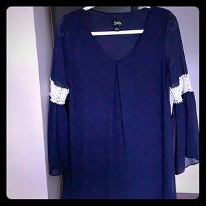 Boho Shift Dress